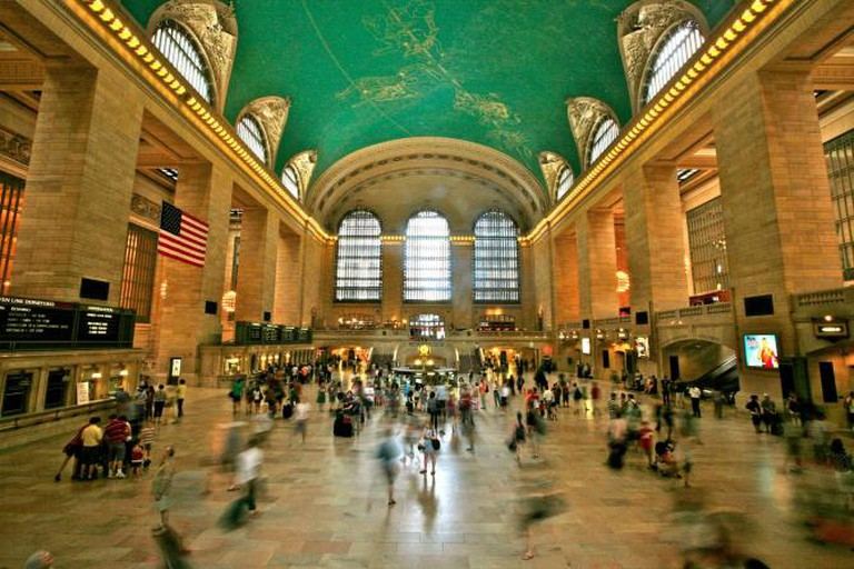 Grand Central NY, NY