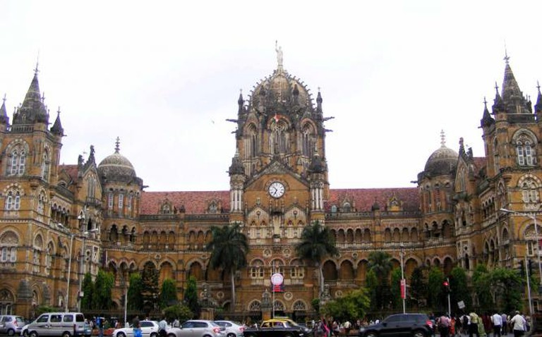 Chhatrapati Shivaji Terminus | © Dr. Raju Kasambe/WikiCommons