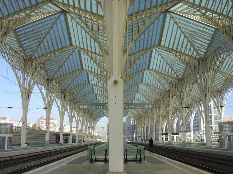 Gare do Oriente | © Husond/WikiCommons
