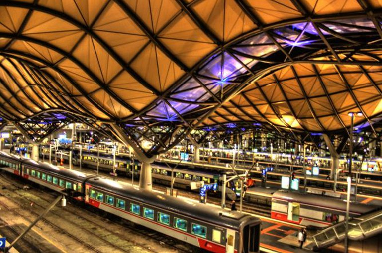 Southern Cross Station Melbourne | © Adam Selwood from Melbourne, Australia/WikiCommons