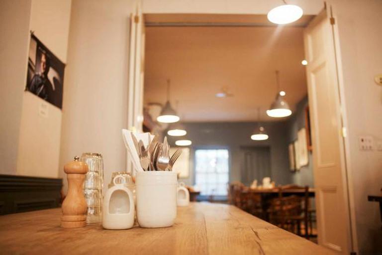Turl Street Kitchen Interior