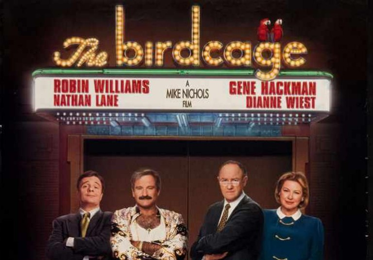 Birdcage | © United Artists/WikiCommons