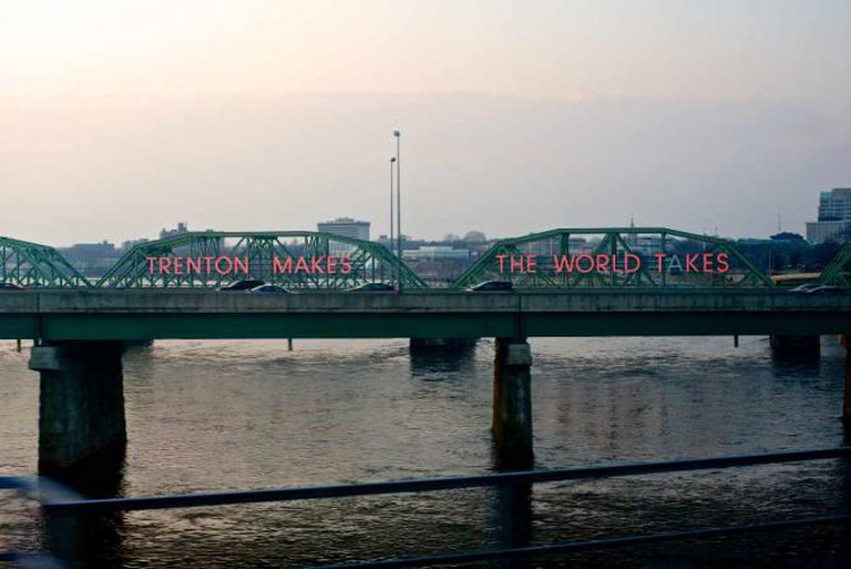 Trenton Lower Bridge