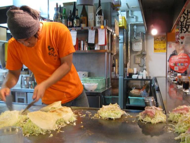Okonomiyaki | © Kate/Flickr