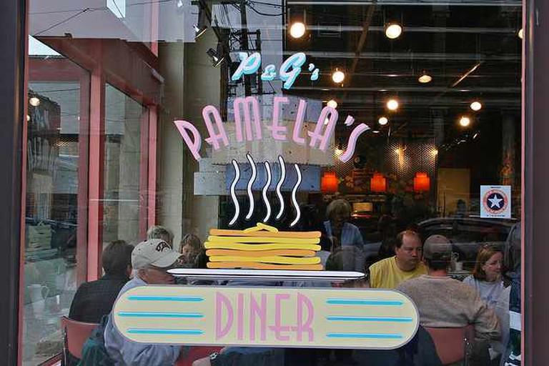 P & G'S Pamela's Diner
