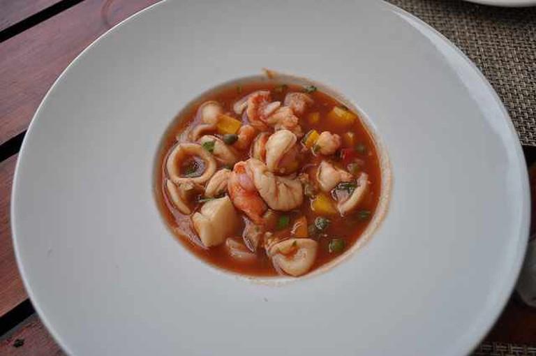 Mariscada Portuguese Shellfish Stew