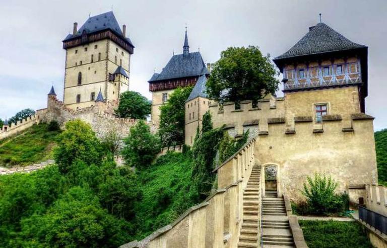 Karlštejn Castle | © Traveltipy/Flickr