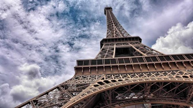 The Magnificent Eiffel Tower | © skeeze/pixabay