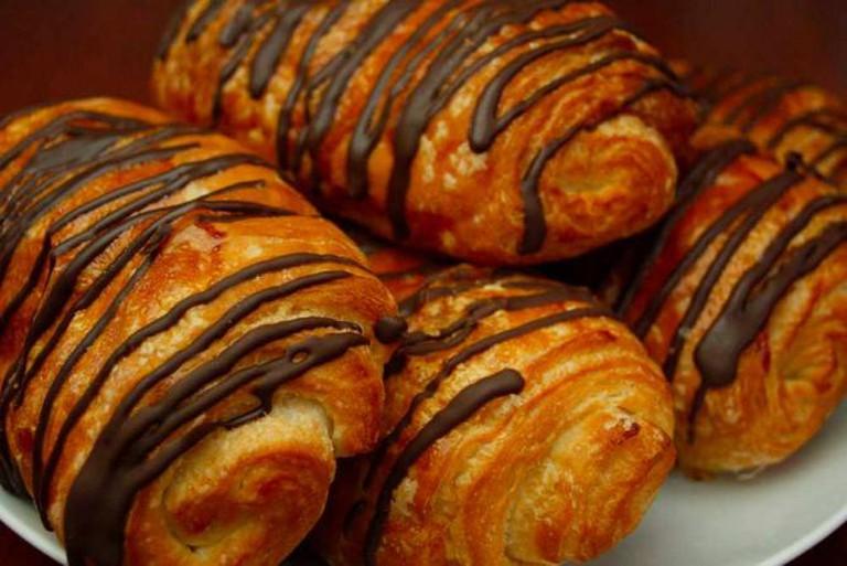 Chocolate Croissant I