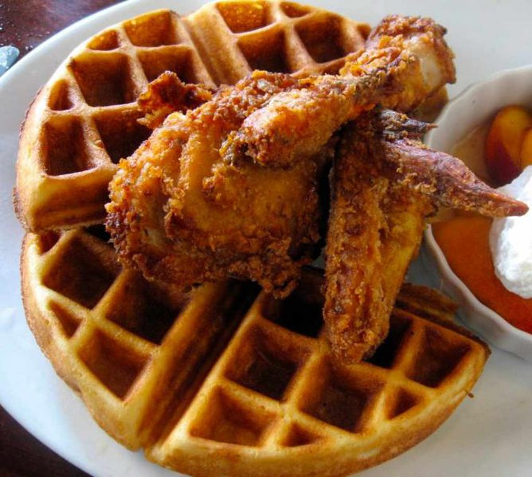 Chicken & Waffles I ©Wikimedia Commons