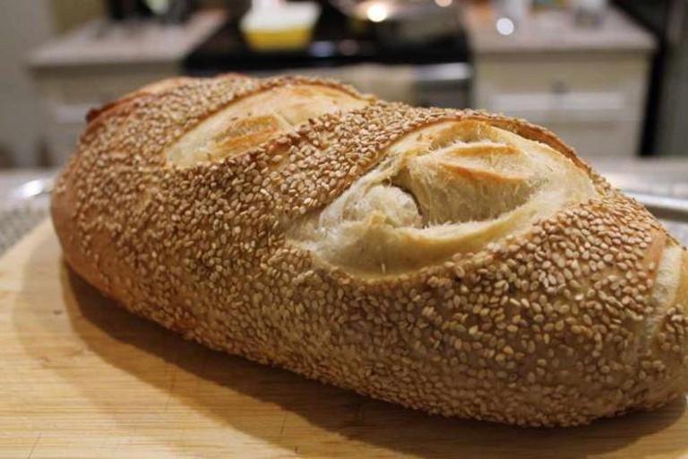 Bread from Big Sky Bread Bakery