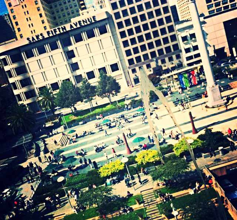 Union Square from Macy's | © Seleba Ouattara