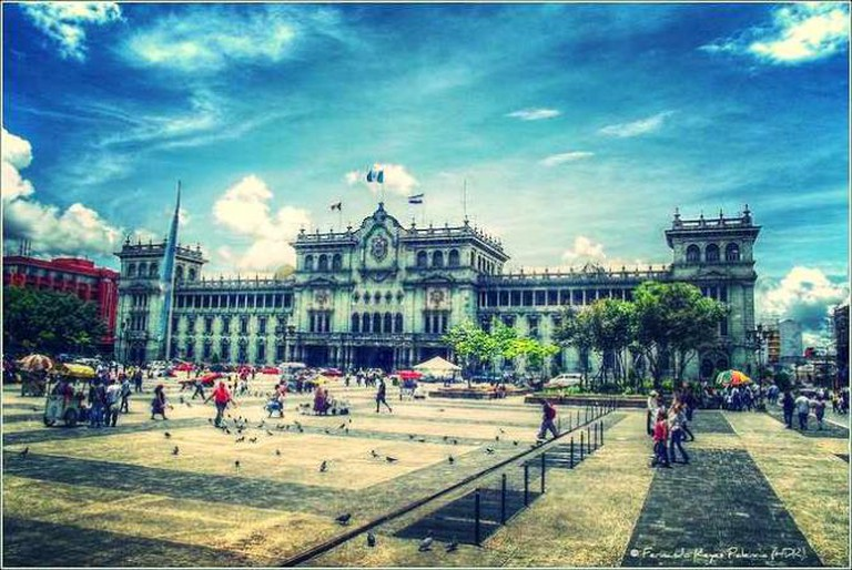 Palacio Nacional l