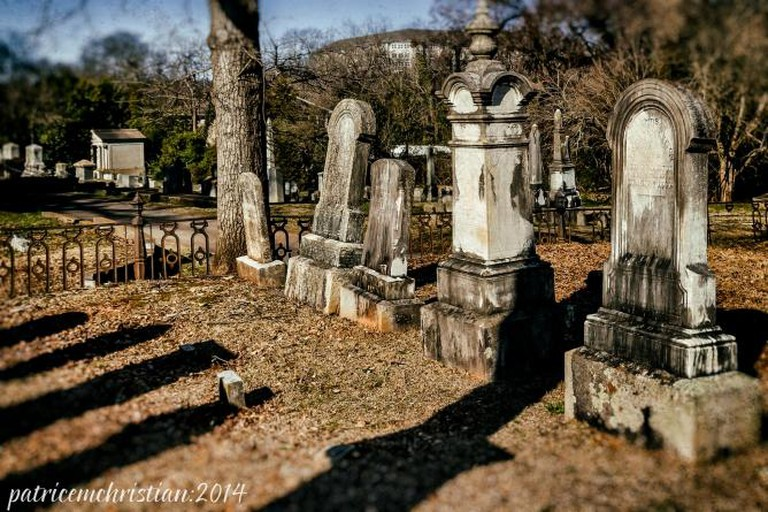 Oconee Hill Cemetery, Athens