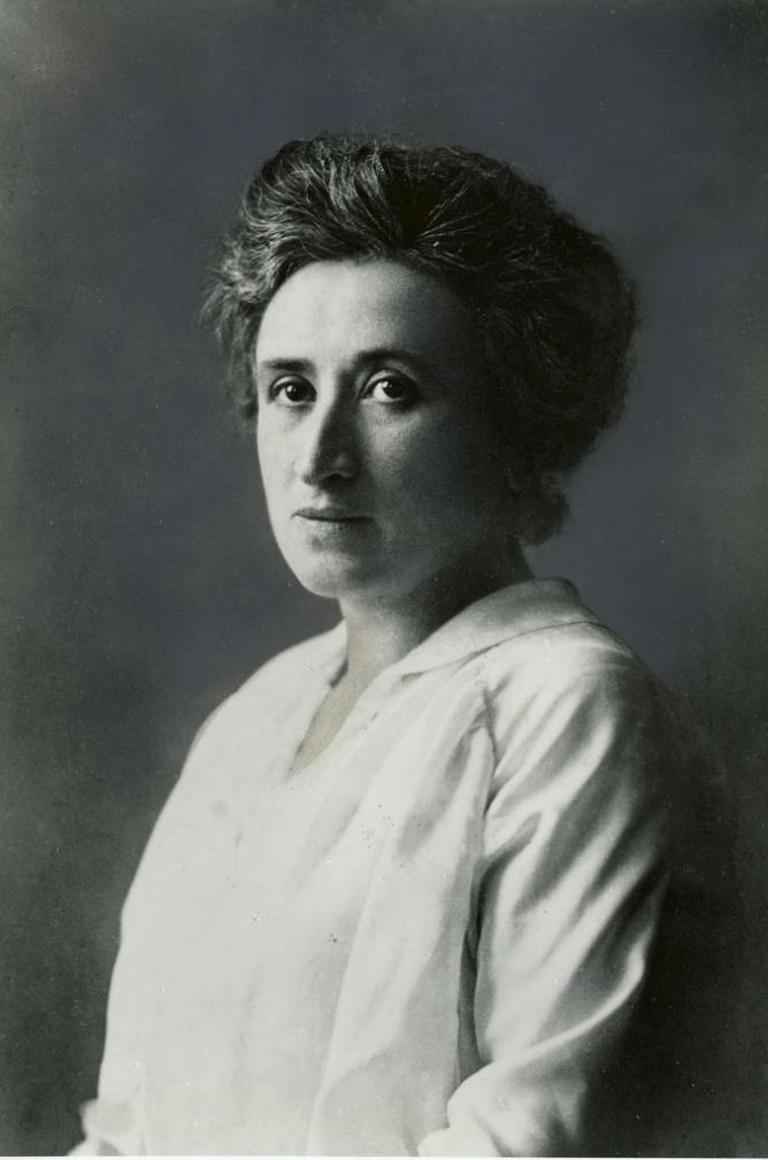 Rosa Luxemburg | © rosalux-stiftung/Flickr