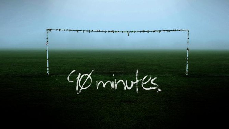 90 Minutes | Courtesy of Simon Baker