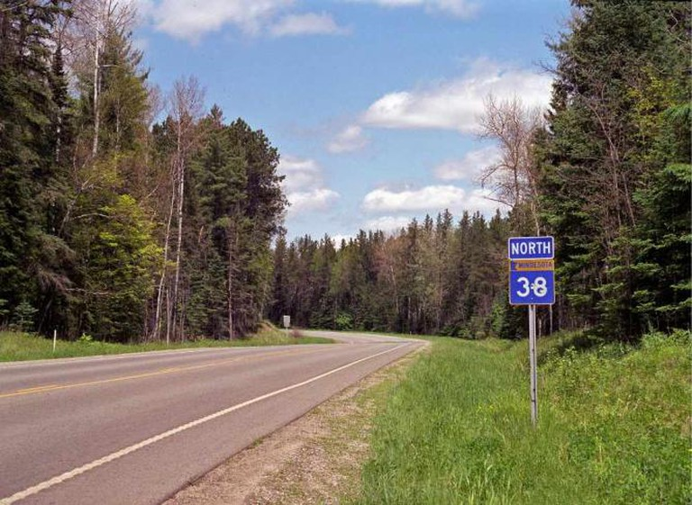 Edge of the Wilderness National Scenic Byway, Itasca County | Courtesy of Visit Grand Rapids
