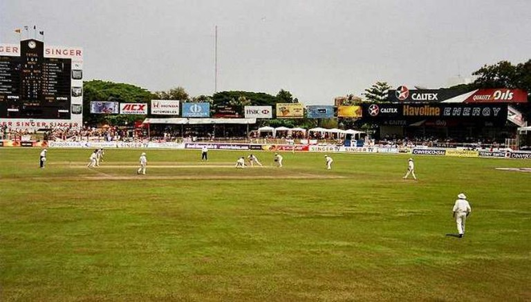 Cricket ground | © Responsible?/WikiCommons