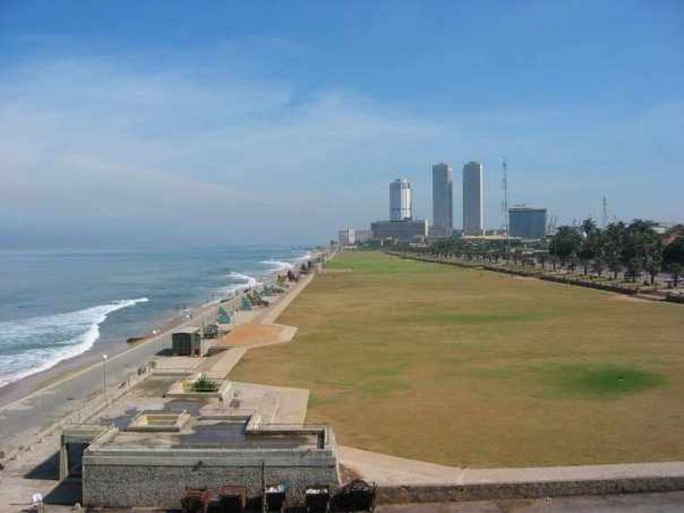 Galle Face Green | © Oxyman/WikiCommons