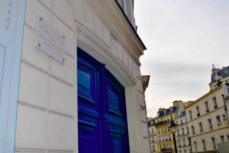 54 Rue Lepic | Courtesy of Katrina Bastian