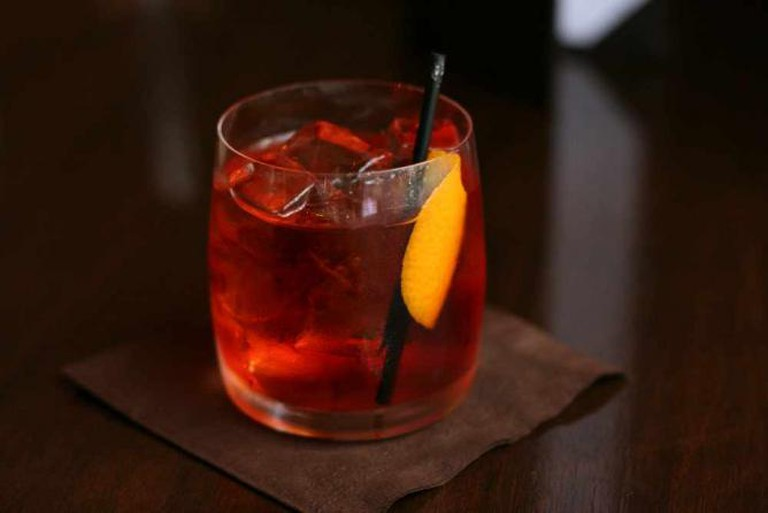 Negroni  served in Vancouver BC | © Steven Walling/WikiCommons