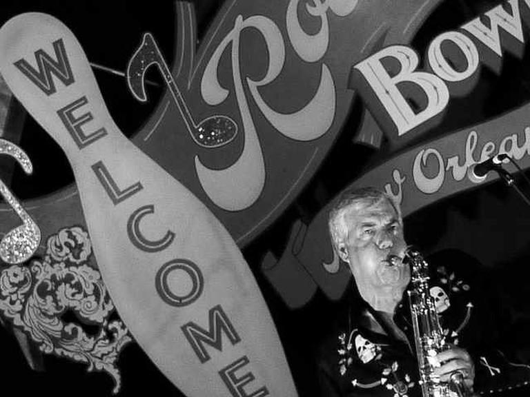 The Sonics at Rock 'n' Bowl