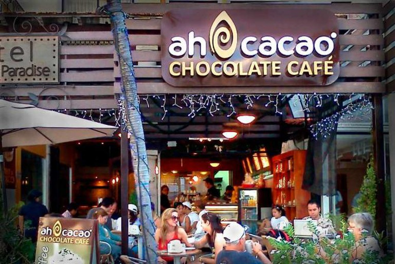 Ah Cacao | courtesy of Ah Cacao
