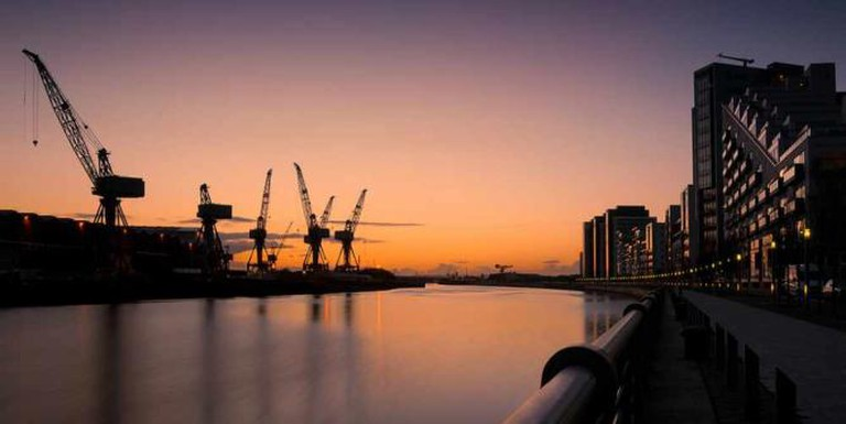 Harbour of the River Clyde | © BrownRobert73/Flickr