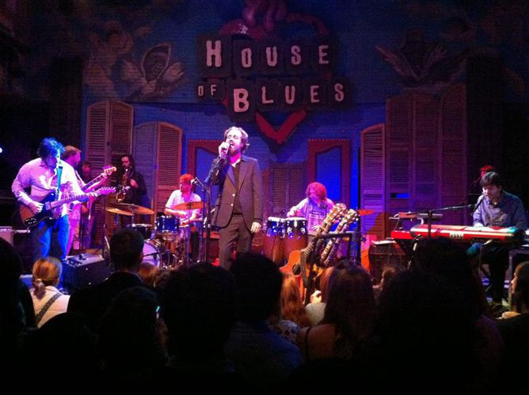 House of Blues NOLA Iron and Wine | © Lindsay Hickman/Wikicommons