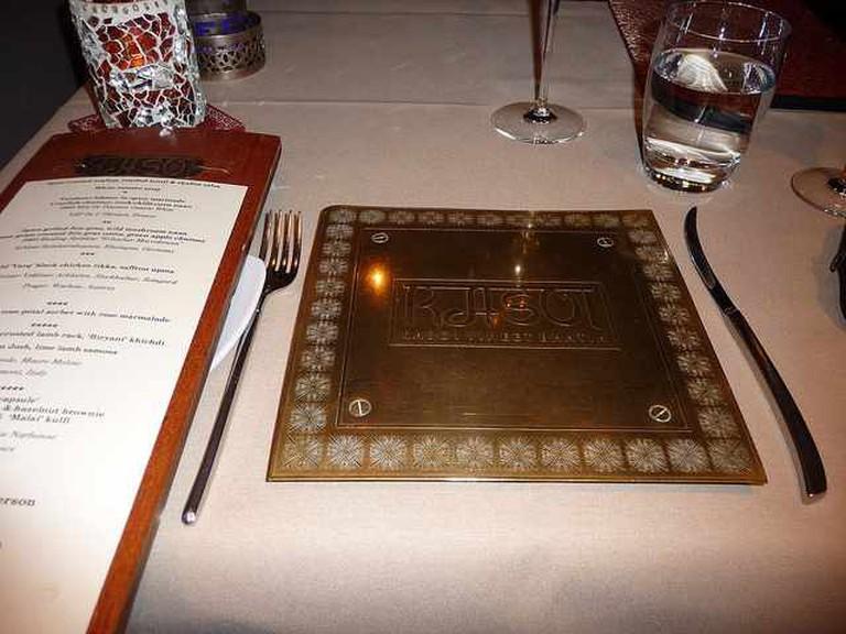 Rasoi Indian Restaurant's menu | © Ross Bruniges/Flickr
