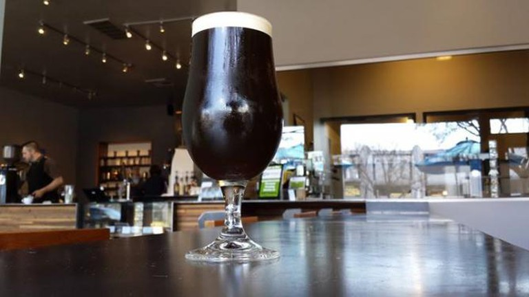 Nitro coffee | Courtesy of Chocolate Fish Coffee