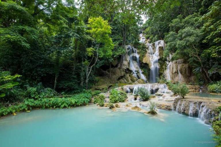Kuang Si Falls l ©Christian Bowman/Flickr
