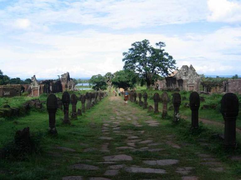 Vat Phou l ©Ken Marshall/Flickr