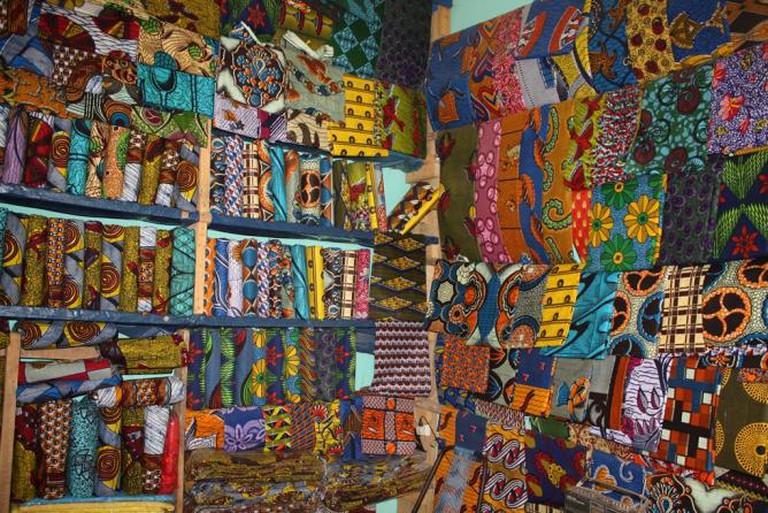 Maasai Market | © Alexander Sarlay/WikiCommons