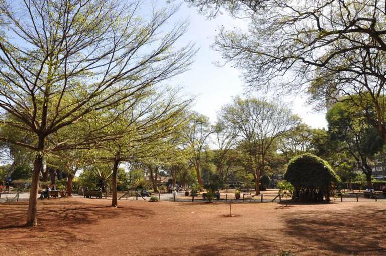 Jeevanjee Gardens | © Jorge Láscar/Flickr