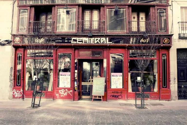 Café Central Madrid | © Romain/Flickr