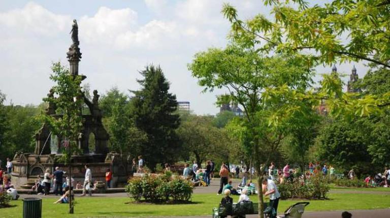 Kelvingrove Park Glasgow | © MilkNoSugar/Flickr