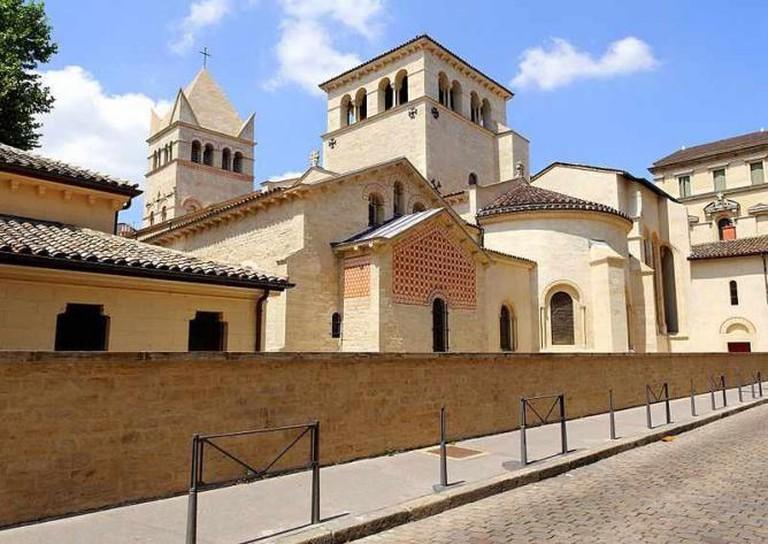 Basilique Saint-Martin d'Ainay | © Phinou/WikiCommons
