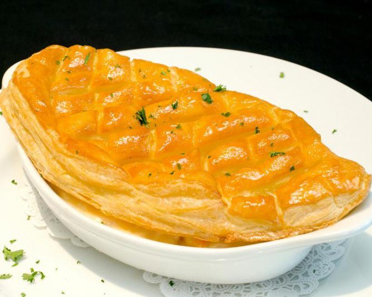 Lobster Potpie at Hot Fish Club | Courtesy of Hot Fish Club