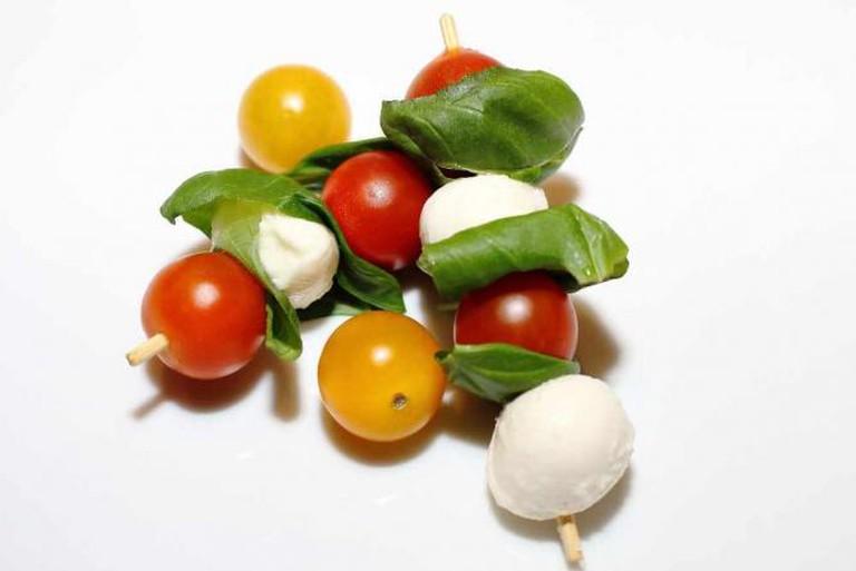 Tomatoes and Mozzarella | (c) shaendle/Pixabay