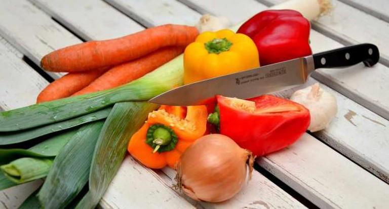Fresh vegetables | (c) condesign/Pixabay