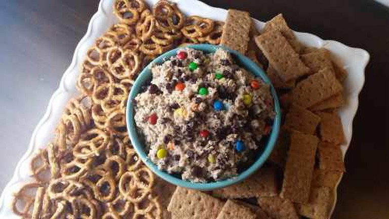 Oatmeal cookie dip | Courtesy of Sister's Cafe