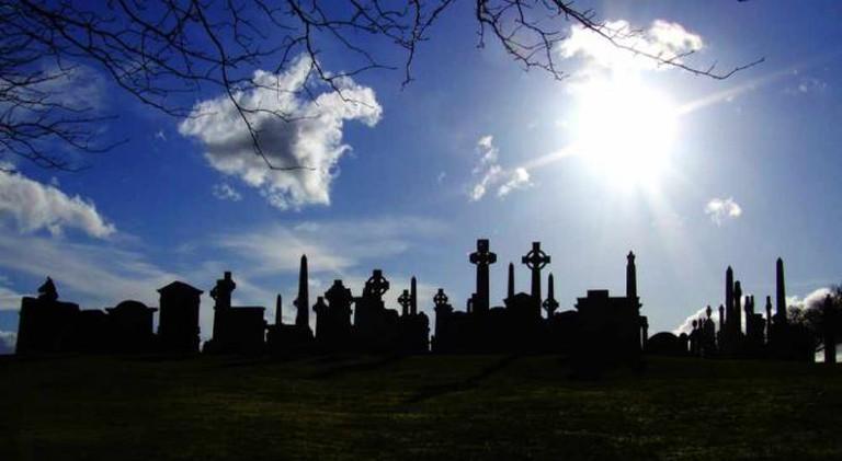 The Necropolis Glasgow | © PatrickDown/Flickr