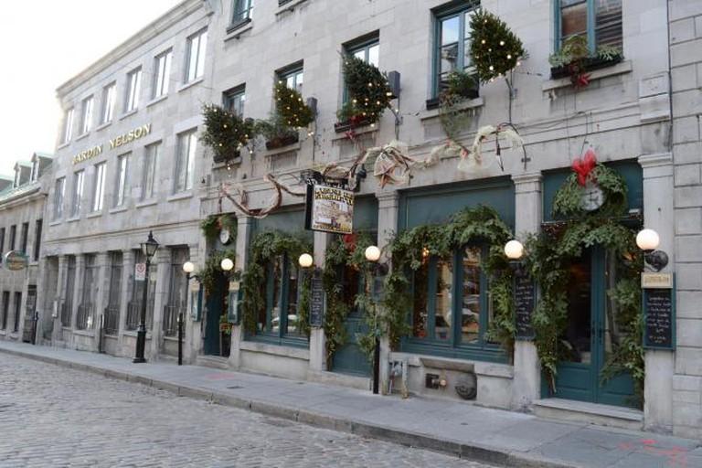 Rue St. Paul