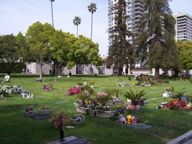 Westwood Village Memorial Park