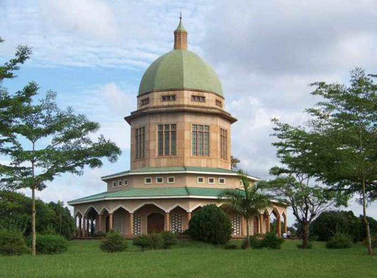 Bahá'í Temple in Kampala
