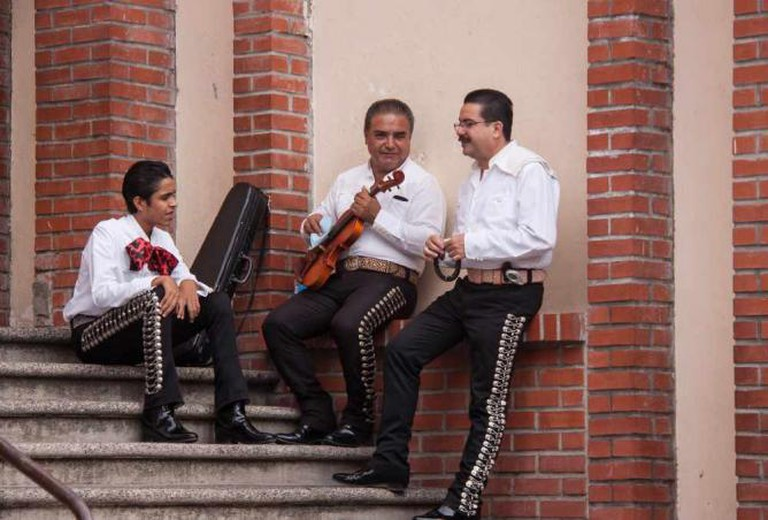 Mariachi in Vallarta © Chris Goldberg/Flickr