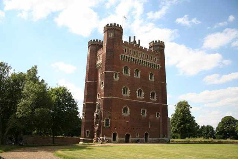 A Creative Commons image: Tattershall castle keep| Image: Richard Croft