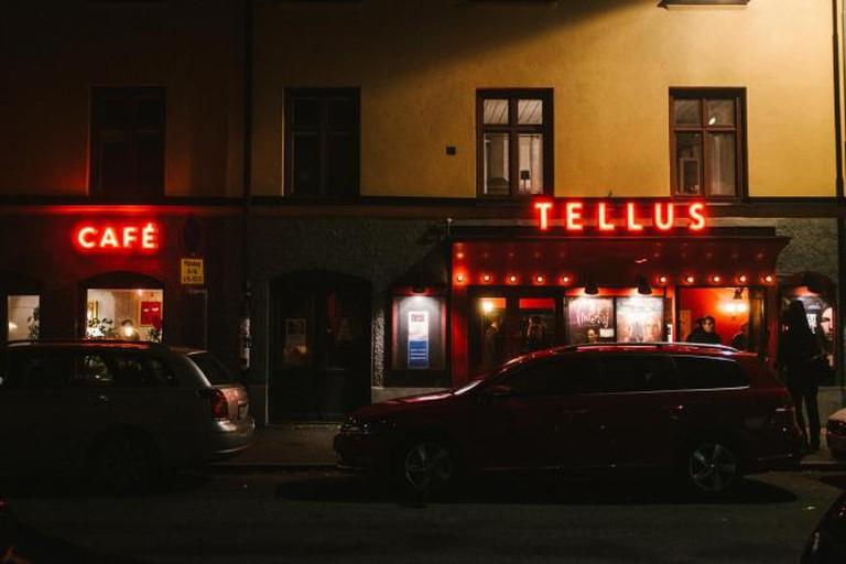 Tellus Café & Cinema