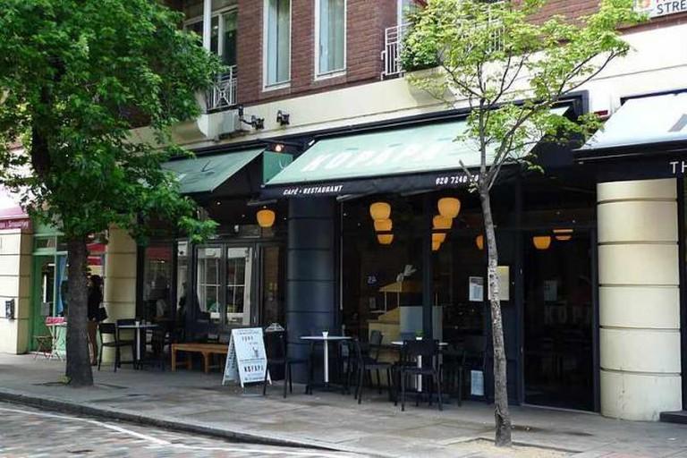 Kopapa Café Restaurant | © Ewan Munro / Wikimedia